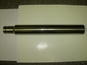 A Plunger with CrC Hard Coating