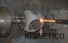 kermetico hvaf metal-to-metal valve coating-deposition-onto-a-ball-valve