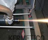 High Velocity Spray Repair Titanium Alloy Coatings