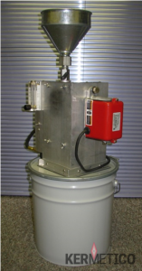 Metal Powder De-Dusting device for Thermal Spray