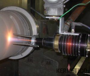 Kermetico HVAF AK Multi-Purpose Equipment