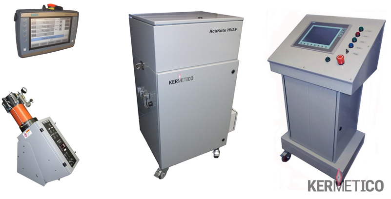 Система высокоскоростного газотермического напыления AK02