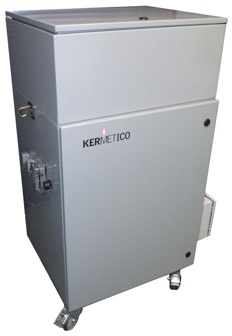 The Kermetico HVAF & HVOF System Controller
